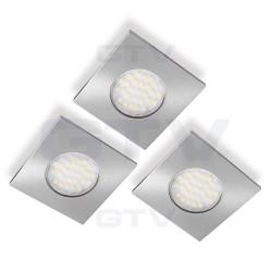 Šviestuvai LED Marabella (3 vnt)