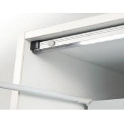 LED šviestuvas su judesio sensoriumi