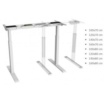 Elektra reguliuojamo aukščio sistema stalui ROL ERGO Gottfrid