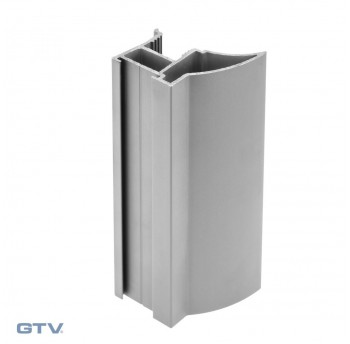 Rankenos profilis GTV NOVO 10mm, atviras (2,7 m)