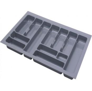 Įrankių dėklas pilkas