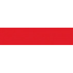 Raudona ABS briauna 17005