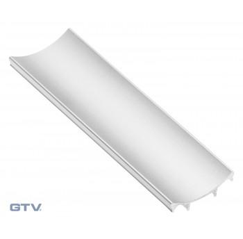 Aliuminio dangtelis bėgeliui TDPRO (3 m)